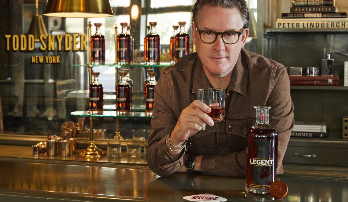 Legent Bourbon Partners With Todd Snyder On Japanese Denim Jacket