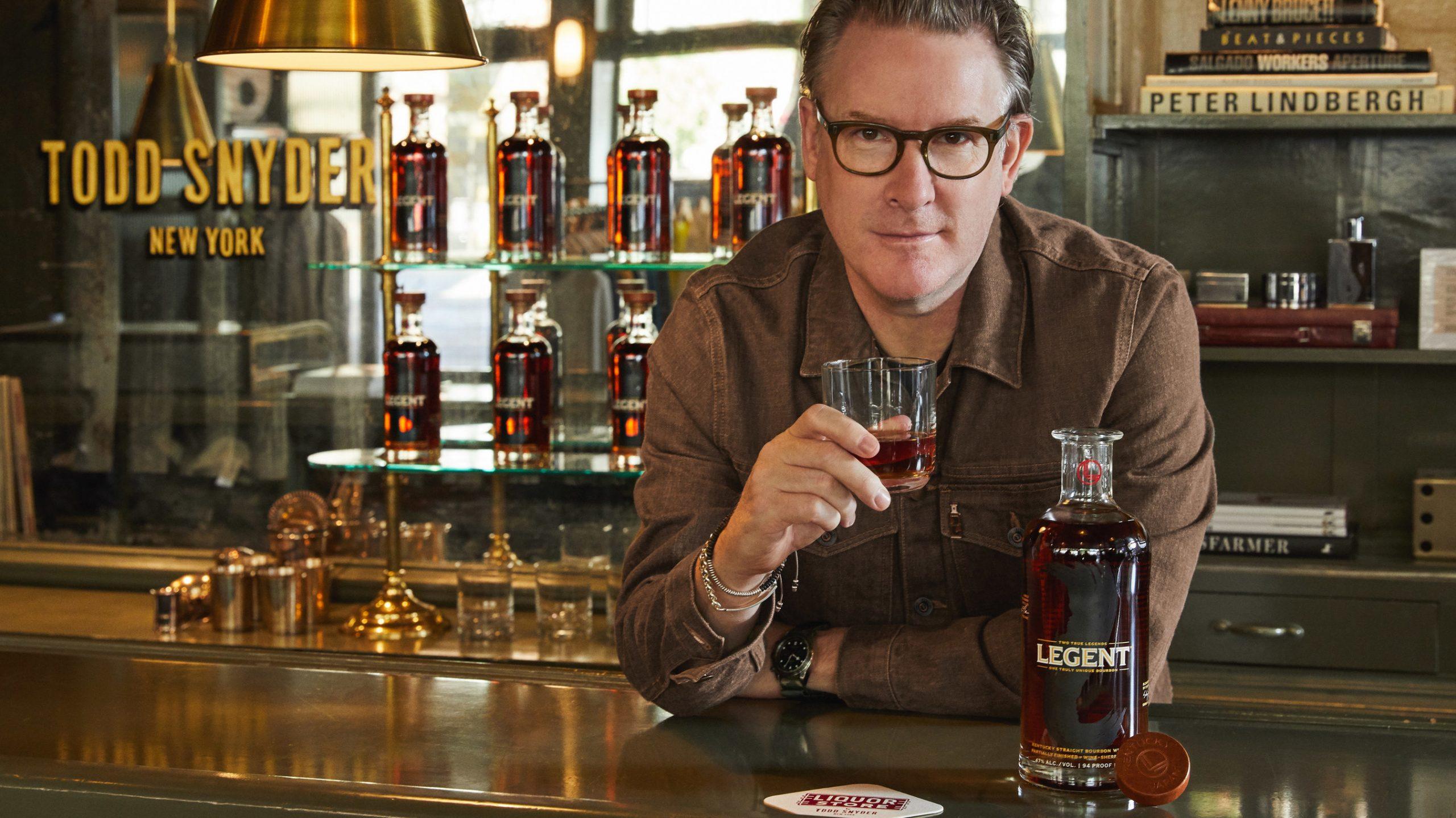 Todd Snyder Legent Bourbon