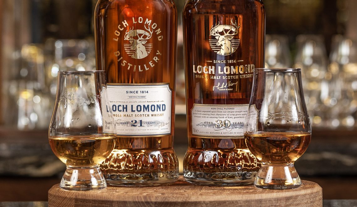 Loch Lomond 21 and 30 Year Old Whiskies To Core Range