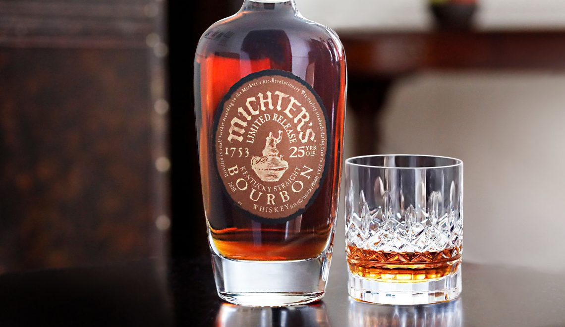 Michters 25 Year Bourbon