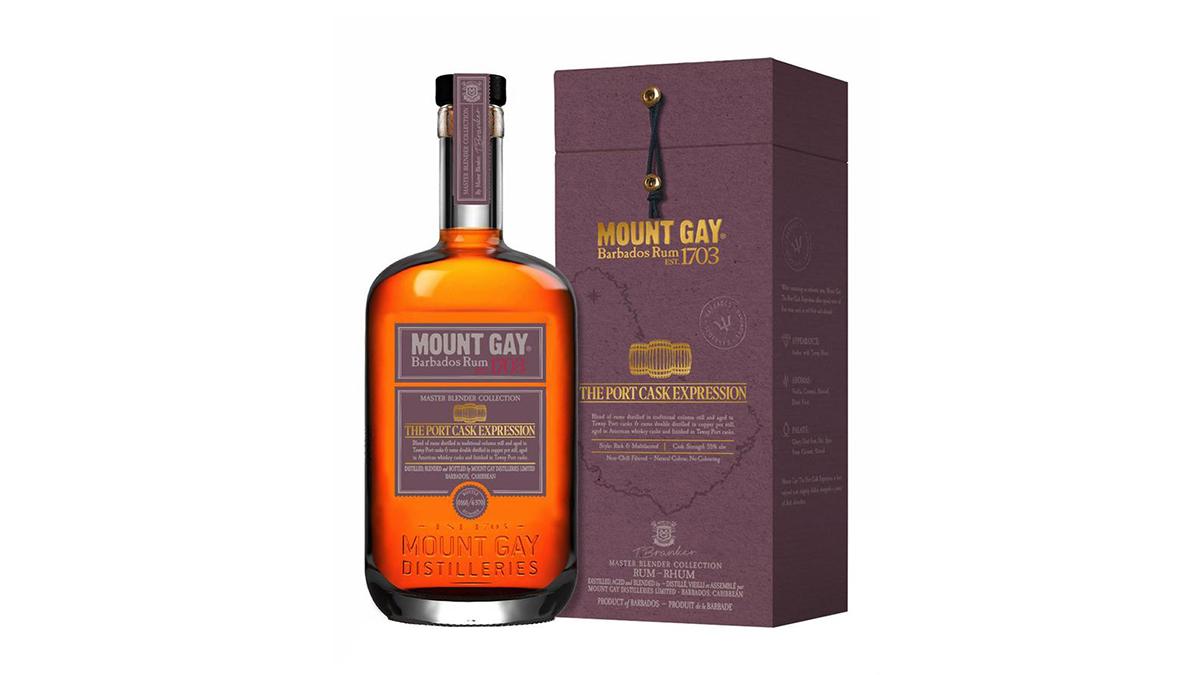 Mount Gay Master Blender Collection- The Port Cask Expression