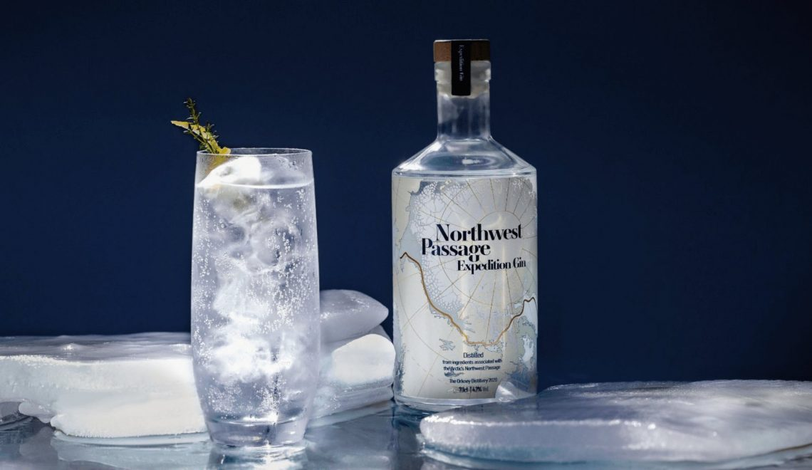 Orkney Northwest Passage Expedition Gin