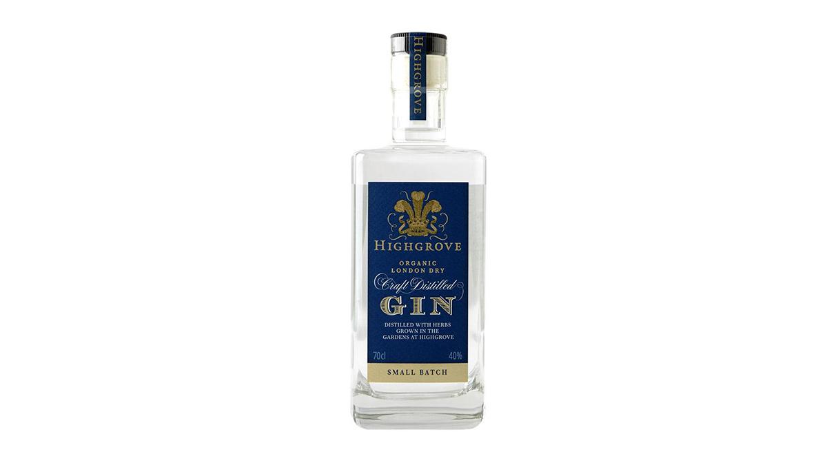 Prince Charles Highgrove Gin