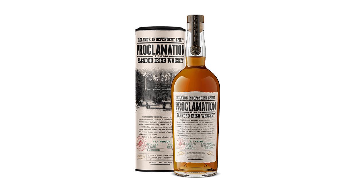 Proclamation Irish Whiskey