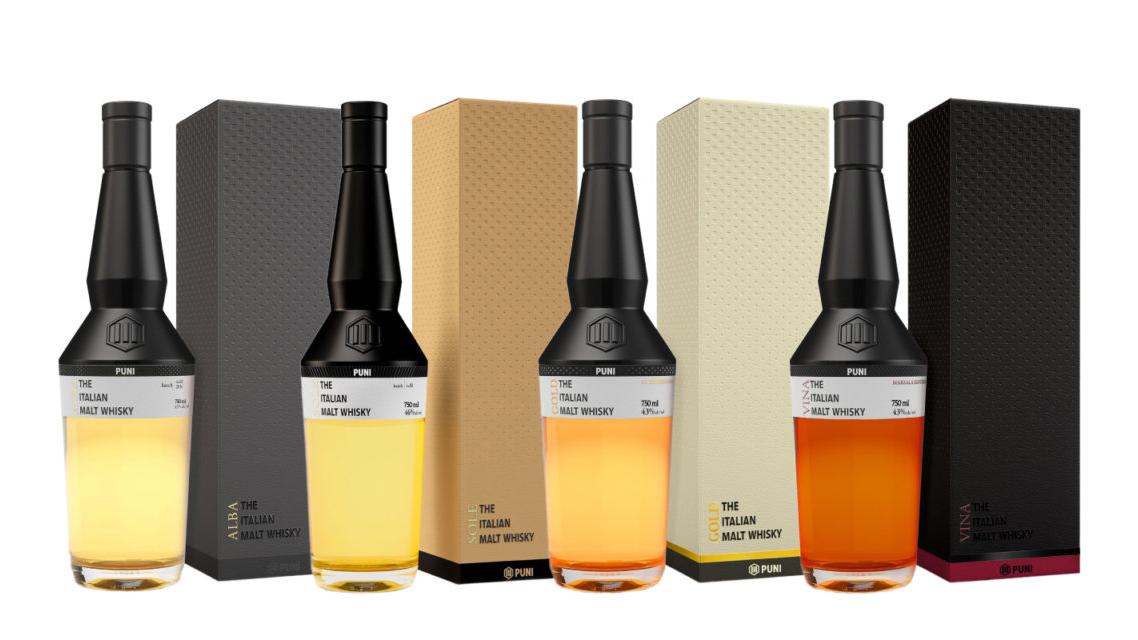 Puni Italian Malt Whisky