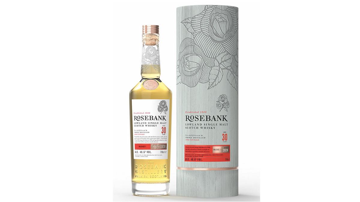 Rosebank 30 Year Old