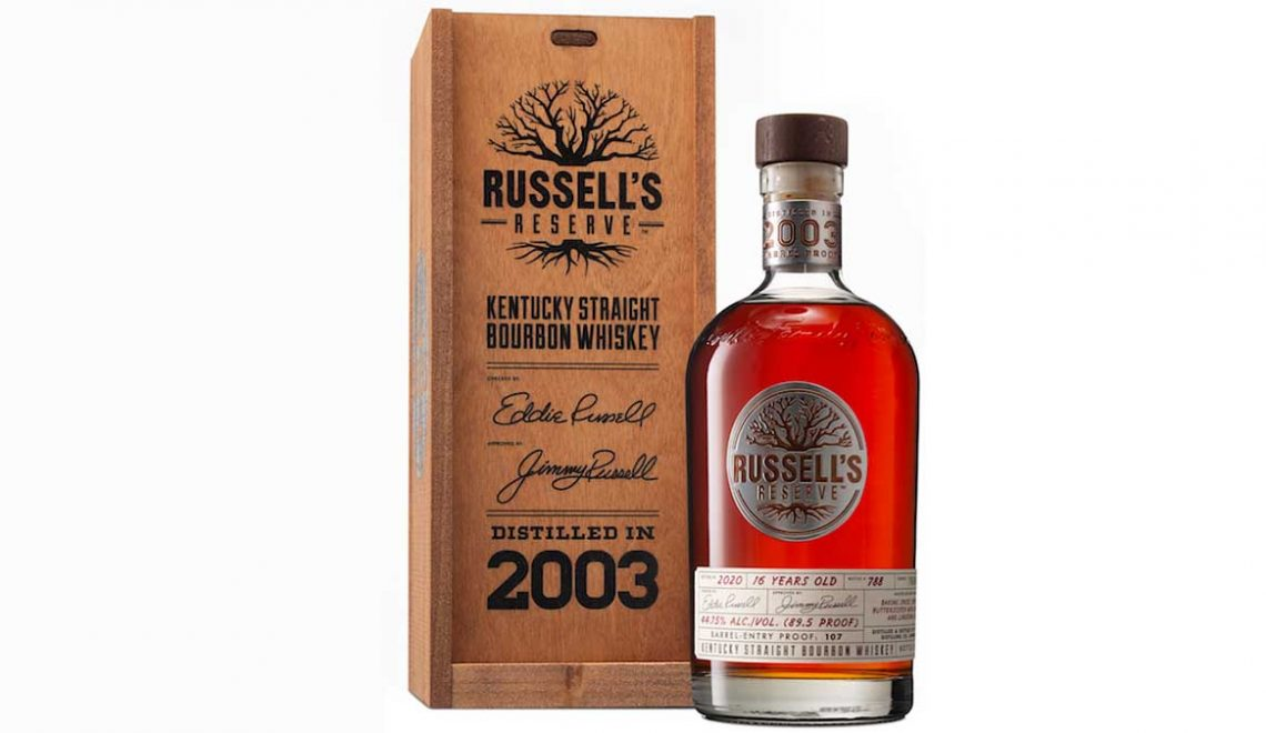 Russell's Reserve 2003 Bourbon