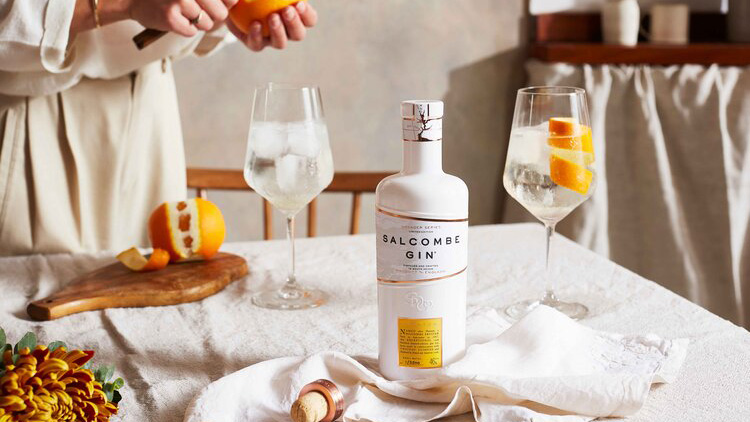 Salcombe Teams Up With Chateau Climens To Create Sauternes Cask Finished Phantom Gin