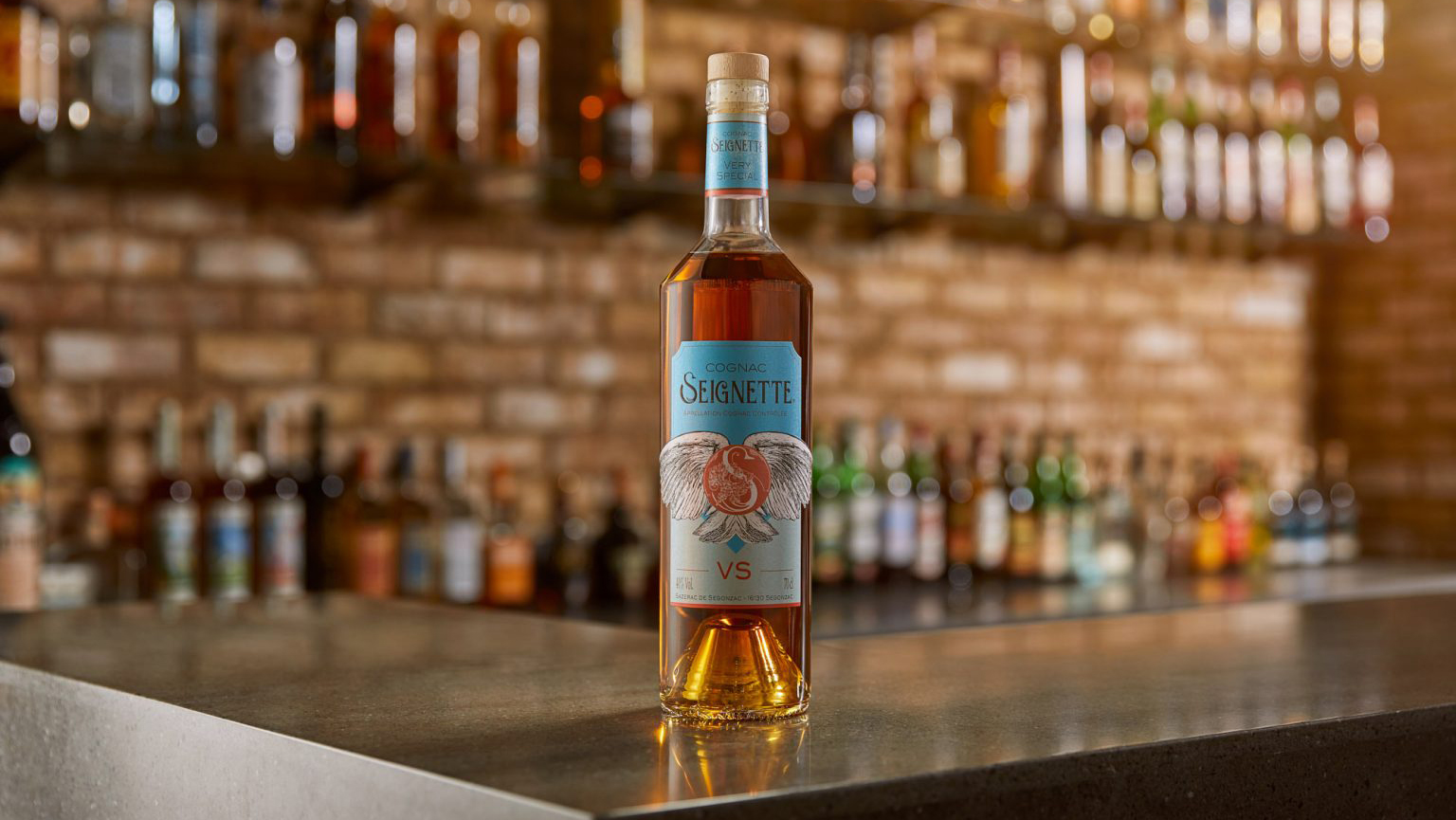 Seignette VS Cognac