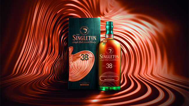 Singleton 38 Year Old Whisky