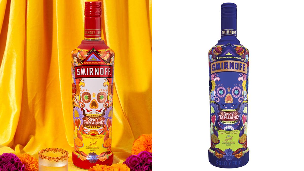 Smirnoff Spicy Tamarind Vodka