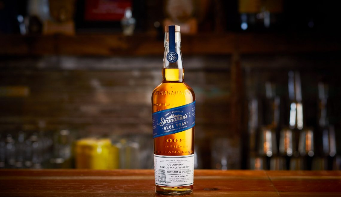 Stranahan's Blue Peak Whiskey