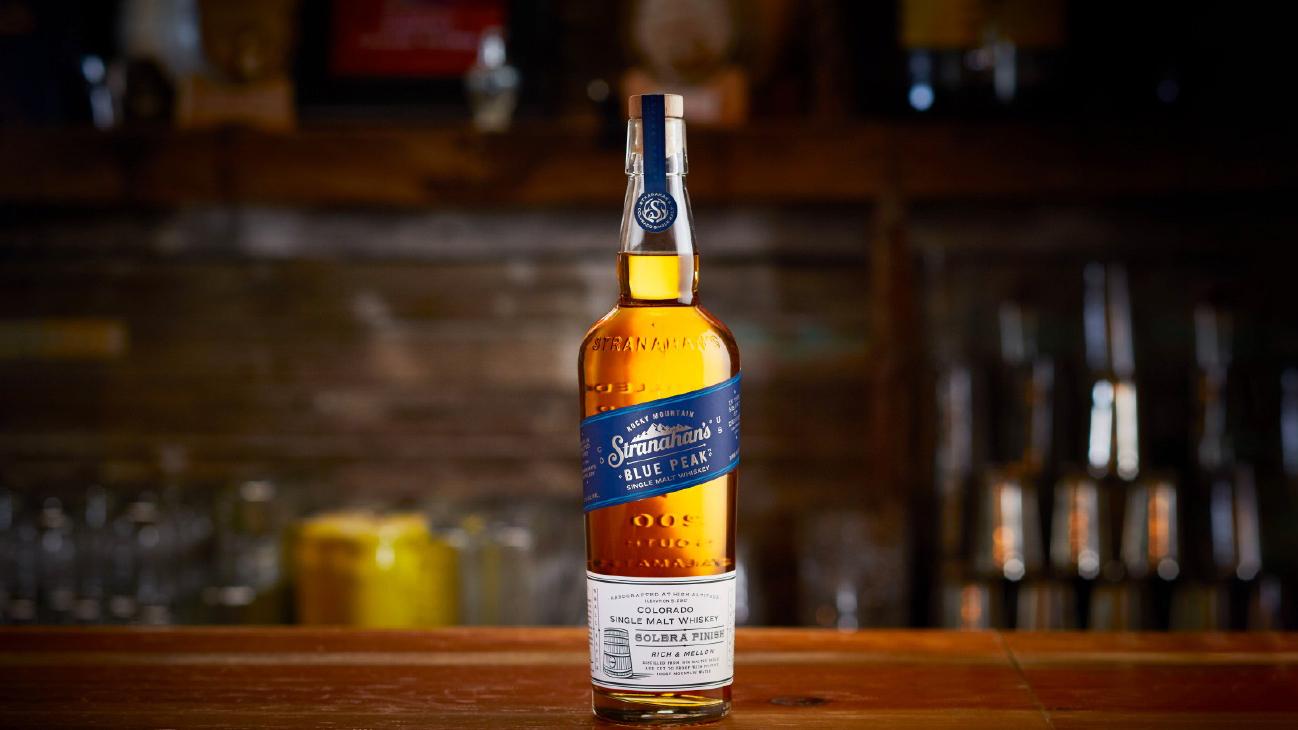 Stranahan's Blue Peak Whiskey