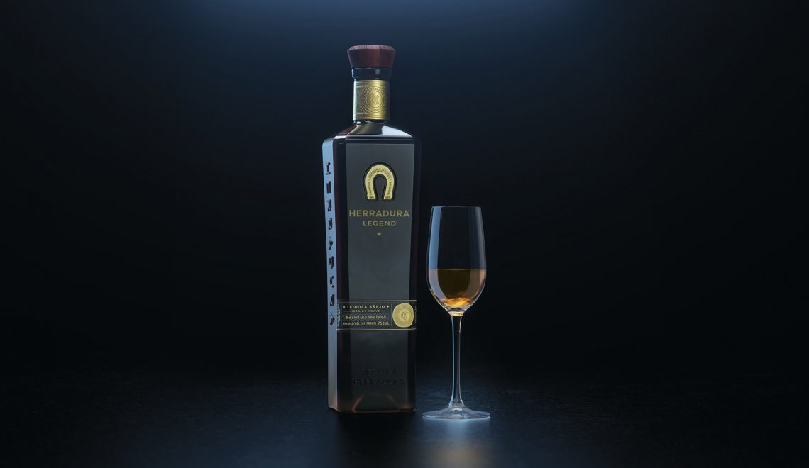 Tequila Herradura Legend