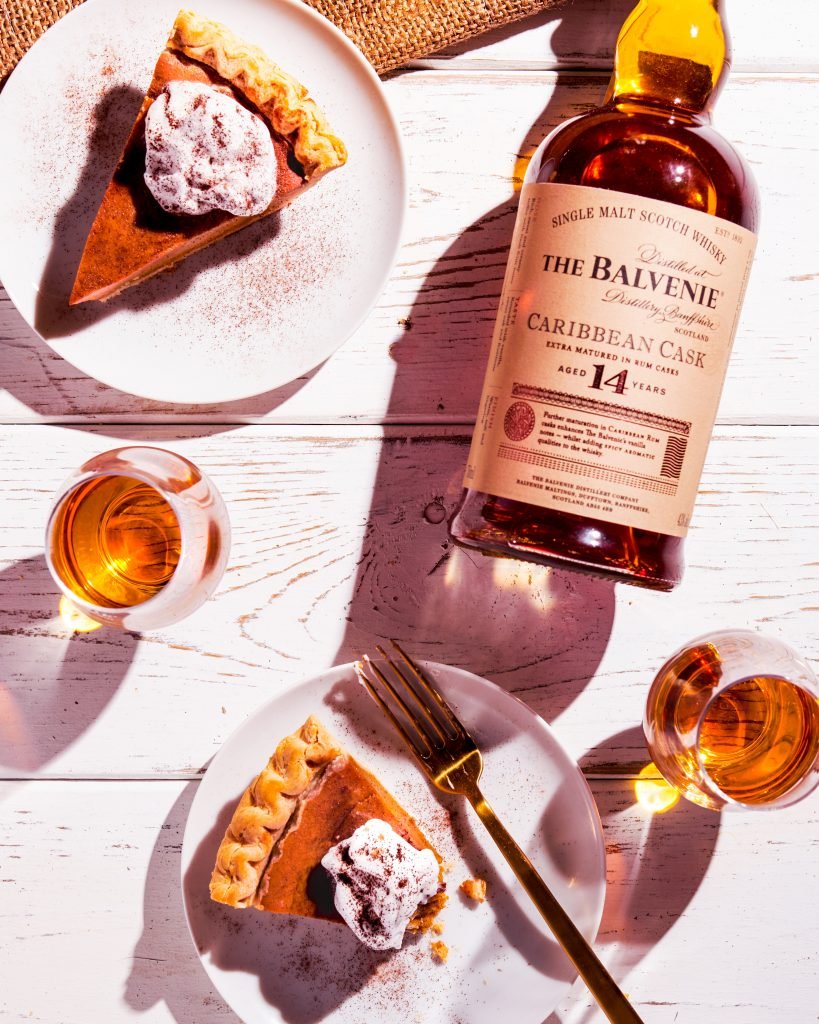 The Balvenie Caribbean Cask 14 Years Pumpkin Pie