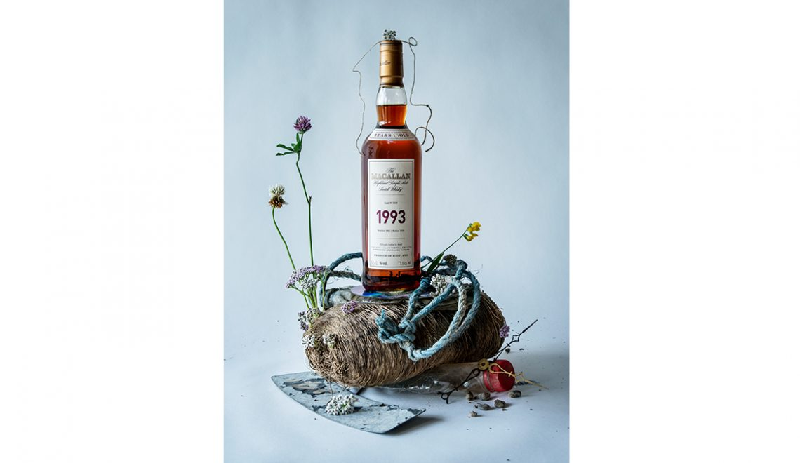 The Macallan Unveils Newest Addition To Fine & Rare Collection, The 1993 Edition