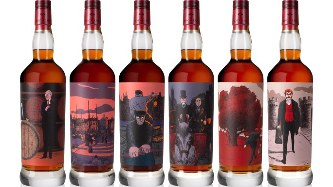 The Macallan The Red Collection