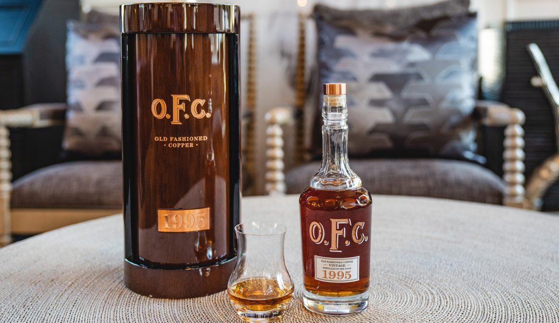 1995 Vintage O.F.C. Bourbon from Buffalo Trace