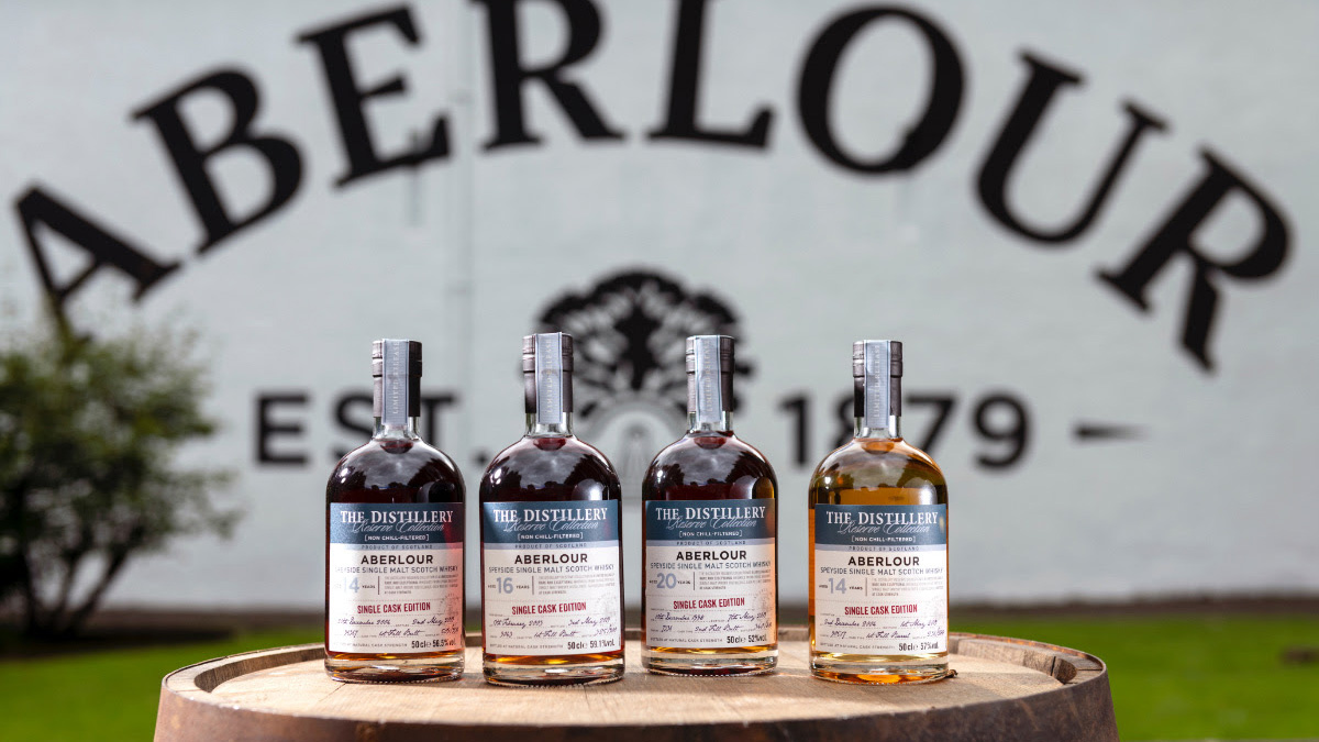 Aberlour 2020 Distillery Reserve Collection