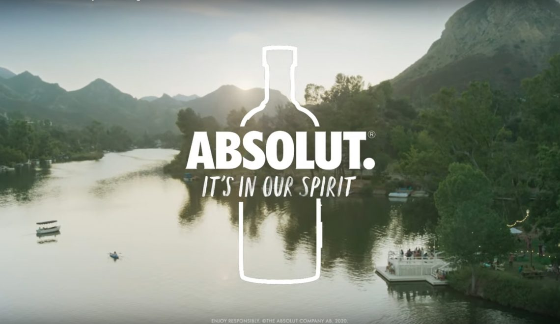 Absolut It's In Our Spirit
