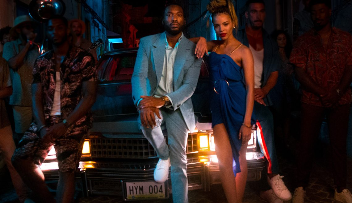 "Bacardi Joins Forces With Leslie Grace, Meek Mill & Boi-1da To Remake ""Conga"" Feat. You"