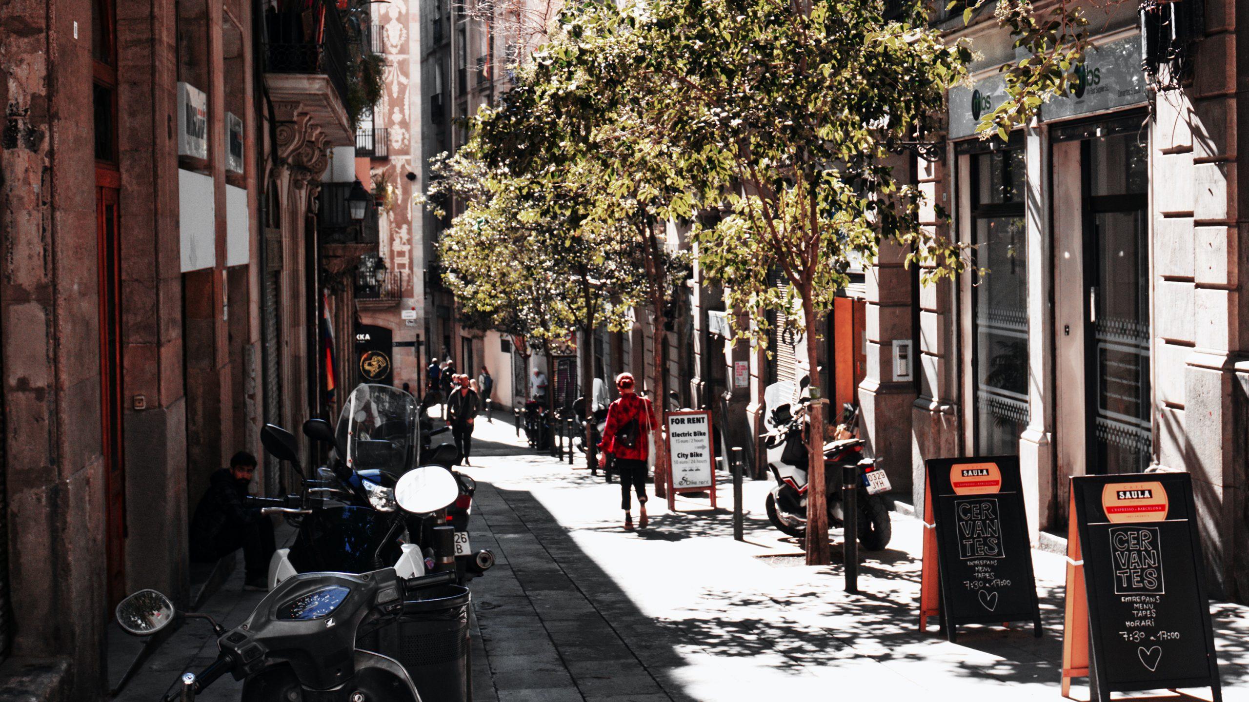 Barcelona Bodegas Heritage Status