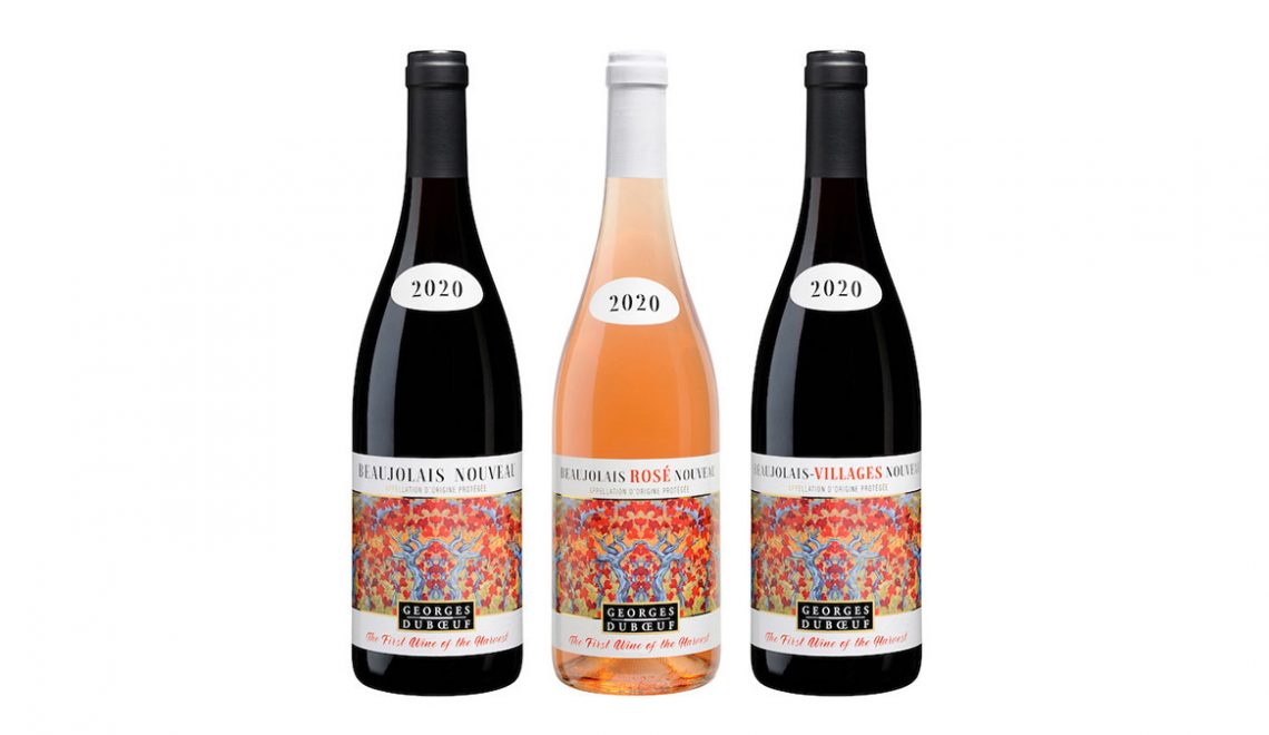 Celebrate Beaujolais Day 2020 With Les Vins Georges Duboeuf