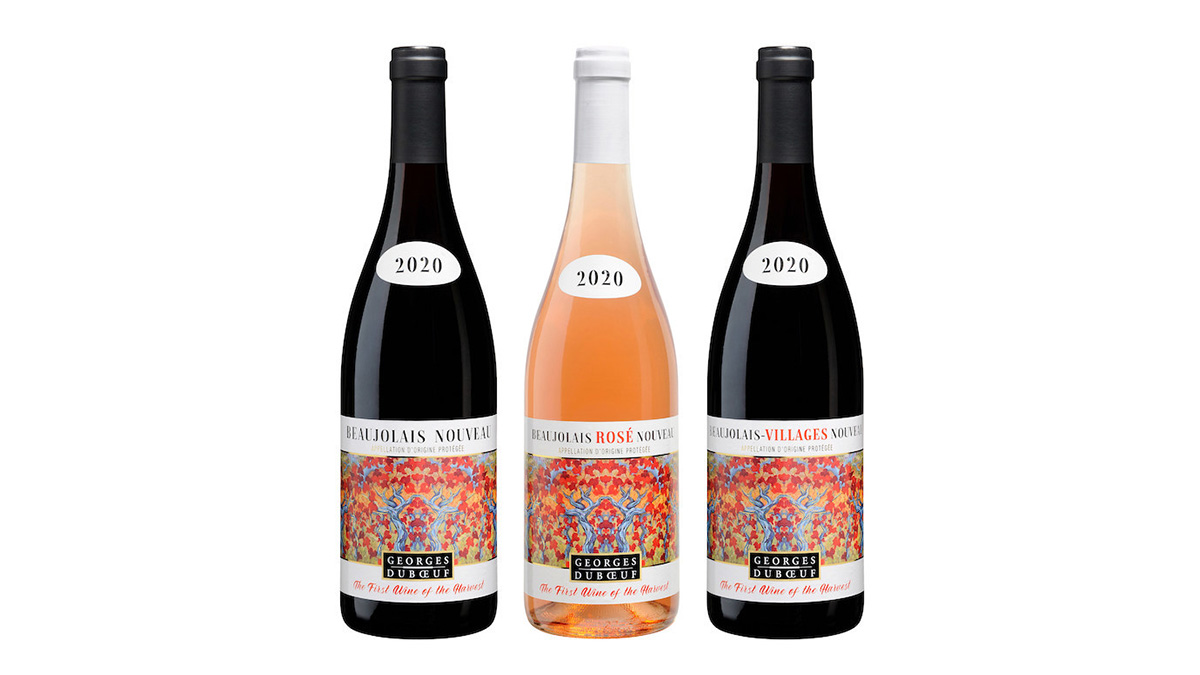 Beaujolais Day 2020 Les Vins Georges Duboeuf