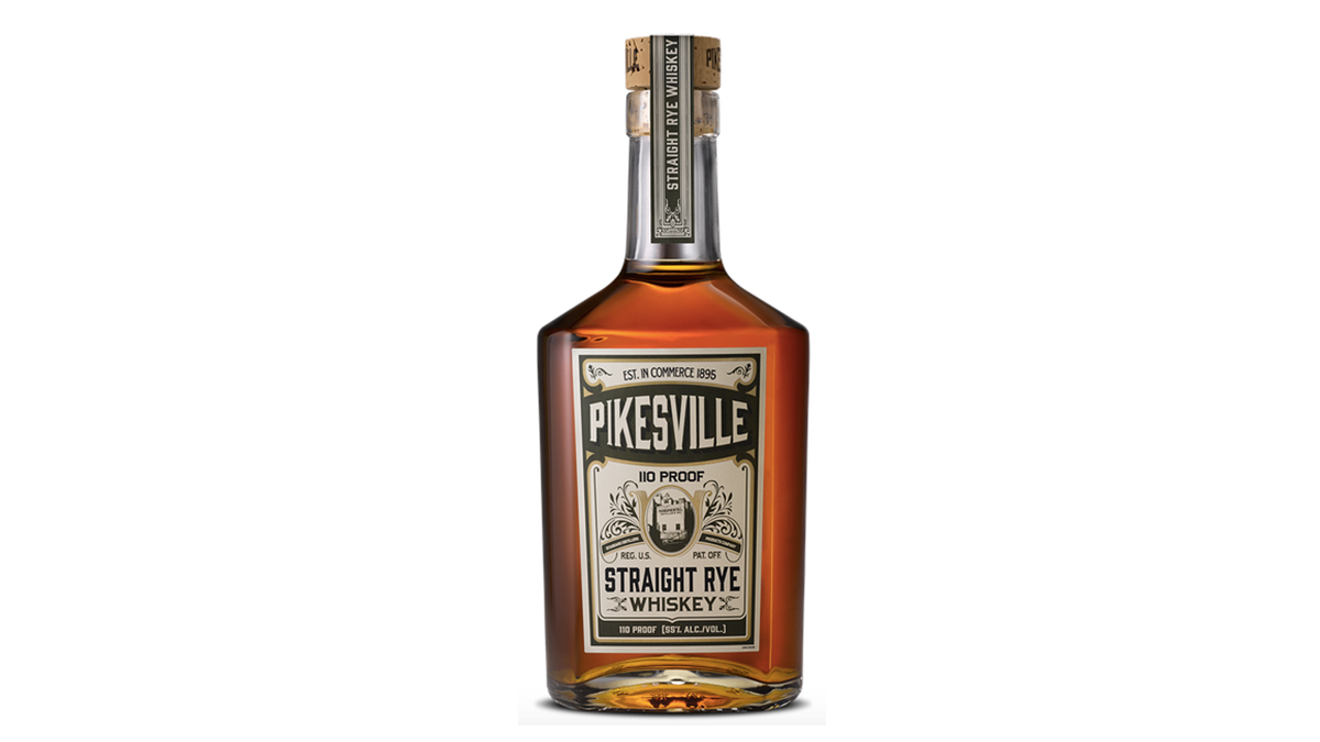 Best American Whiskey International Spirits Competition 2020 Pikesville Rye