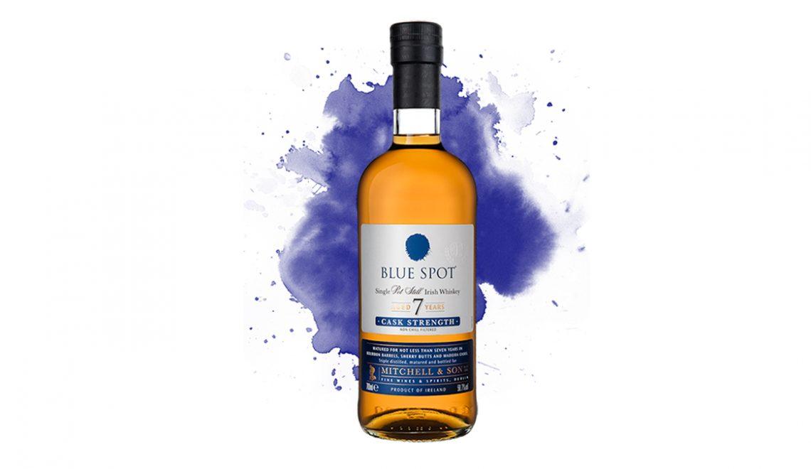 Blue Spot Single Pot Still Irish Whiskey