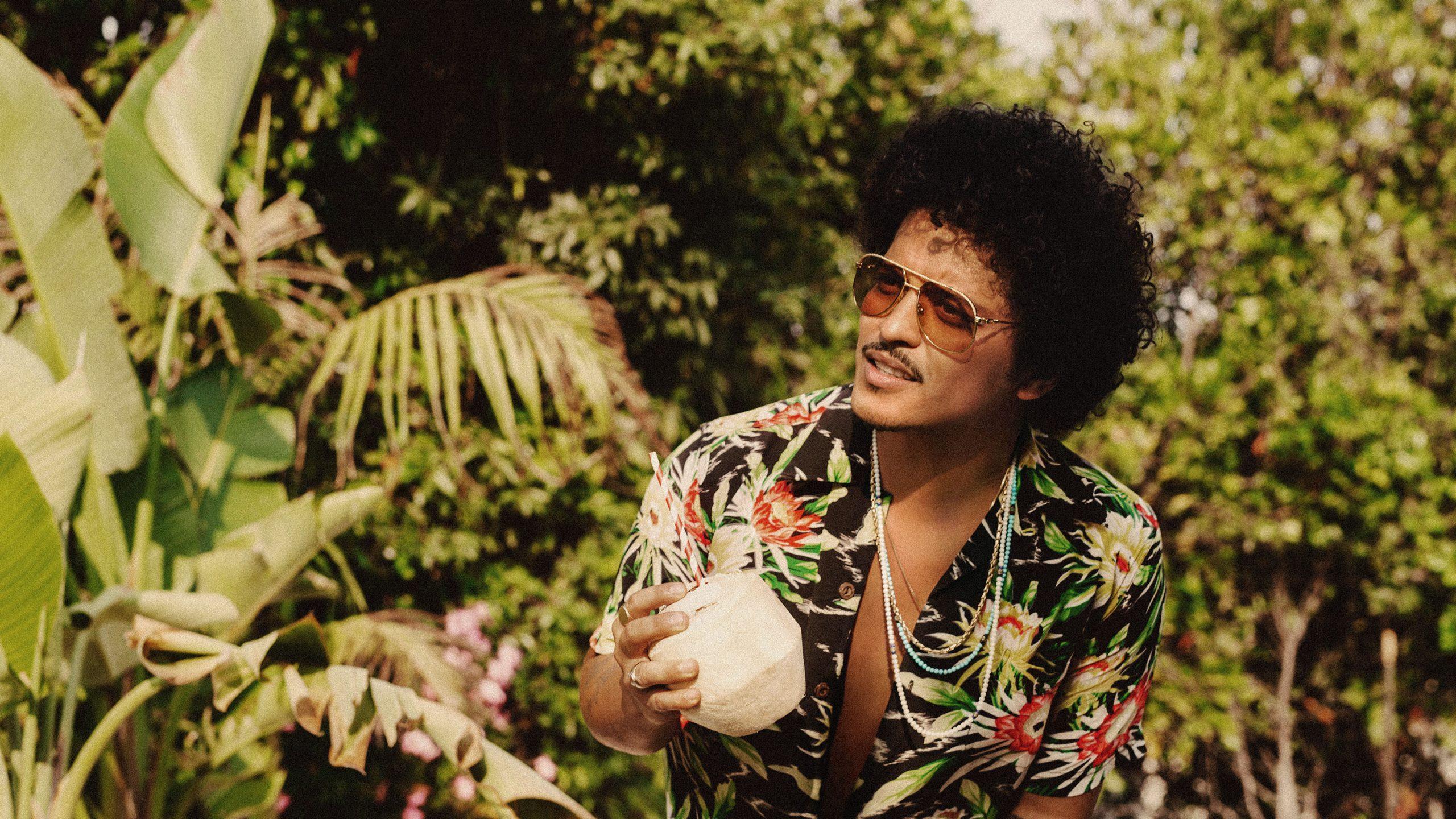 Bruno Mars SelvaRey Rum