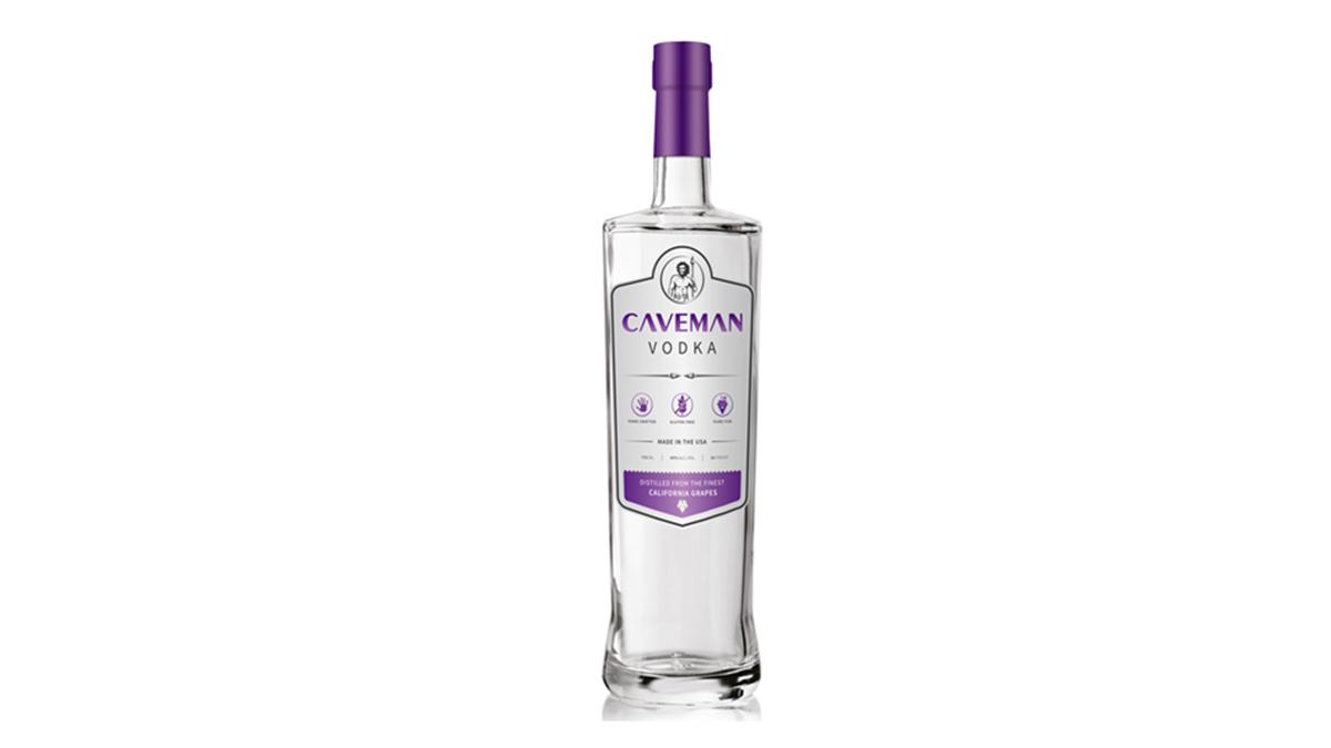 Caveman Vodka