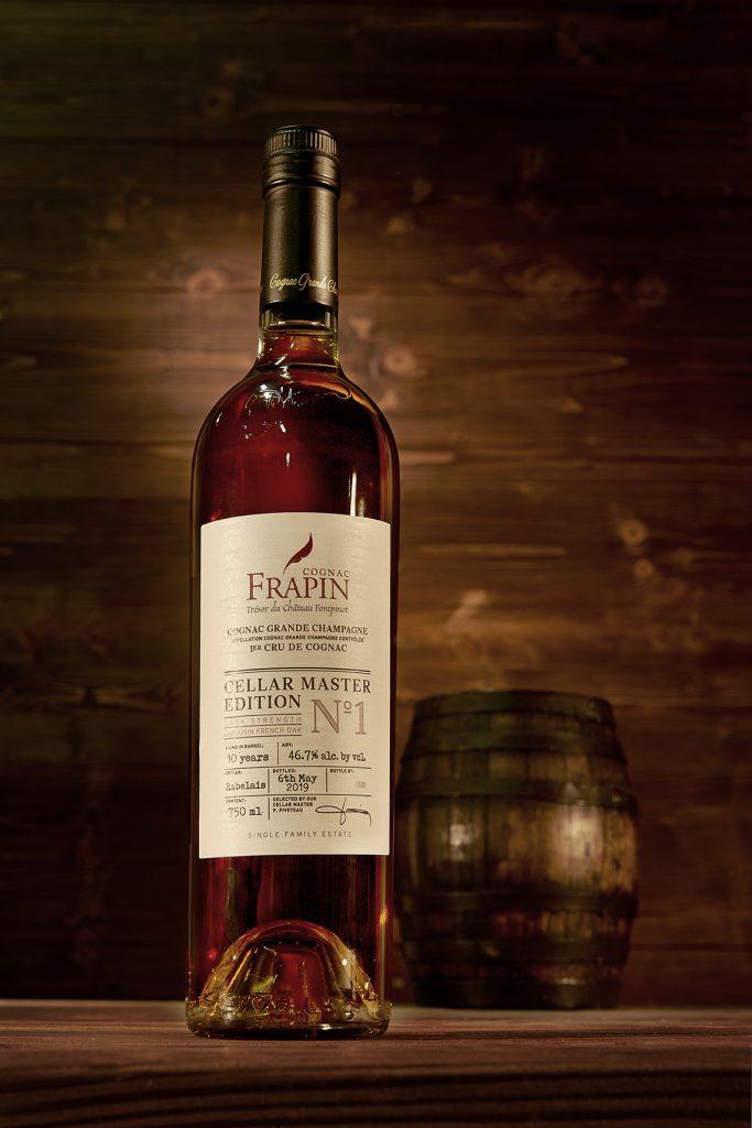 chai marie frapin - Frapin Cellar Master Edition No° 1 Cognac bottle