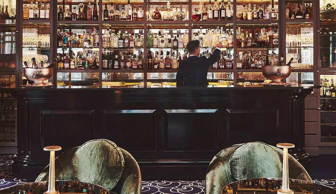 London's Connaught Bar Named Number One At World's 50 Best Bars 2020