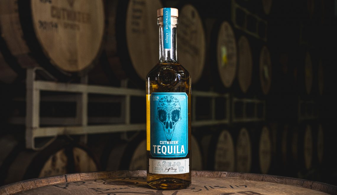 Cutwater Spirits Introduces Tequila Anejo