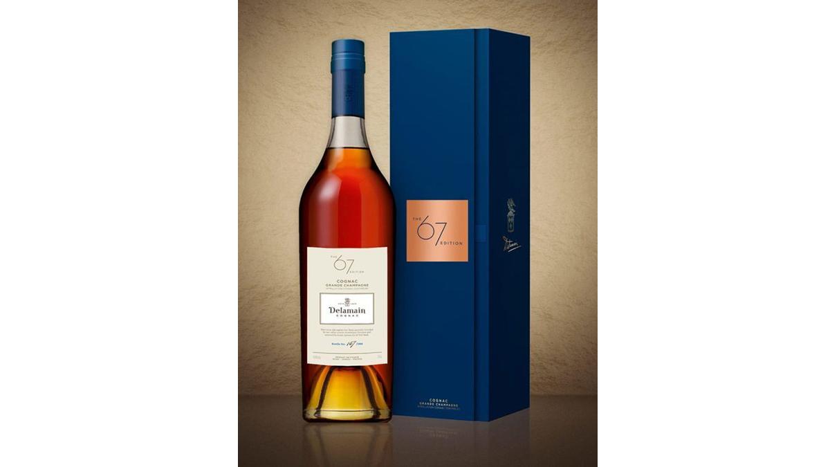 Delamain Cognac – The 67 Edition