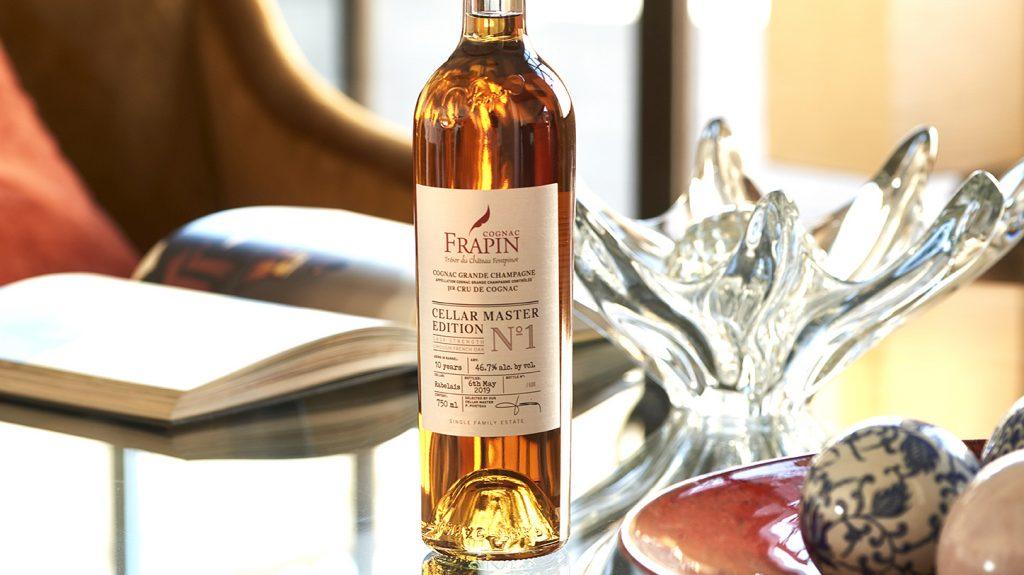 Frapin Cellar Master Edition No° 1 Cognac Feature