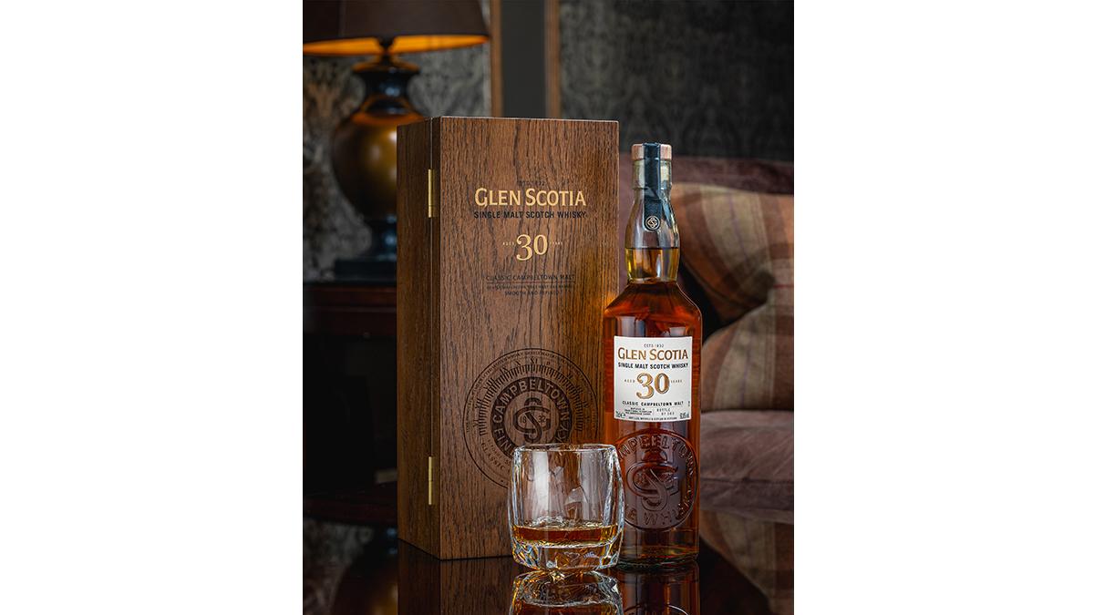 Glen Scotia 30 Year Old Single Malt