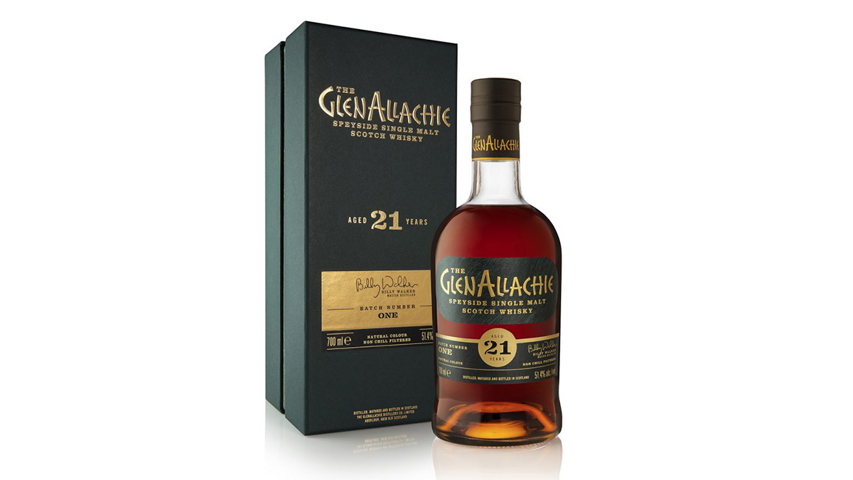 GlenAllachie 21 Year Old Cask Strength – Batch 1