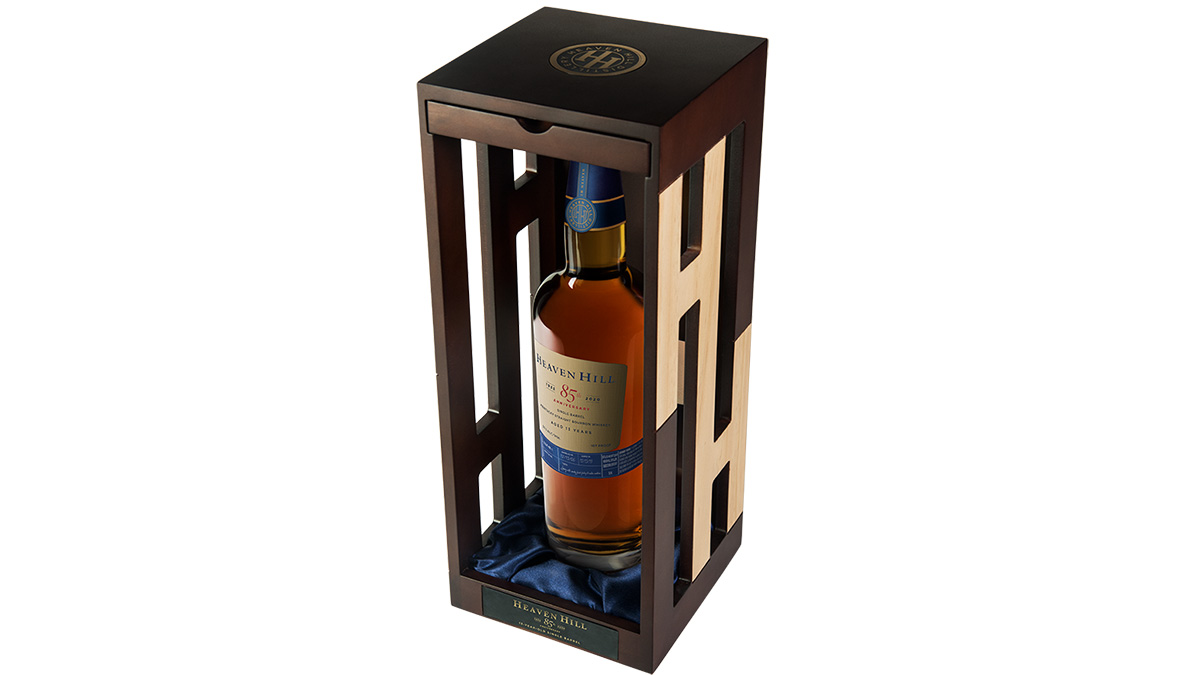 Heaven Hill 85th Anniversary 13 Year Old Single Barrel Kentucky Straight Bourbon Whiskey