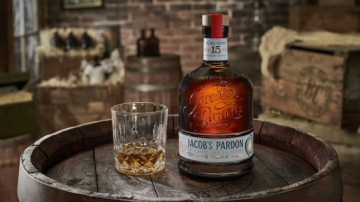 Jacob's Pardon American Whiskey Launches With Three Offerings
