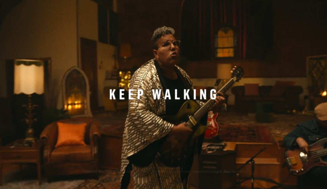 """Johnnie Walker Partners With Brittany Howard To Reimagine """"You'll Never Walk Alone"""""""