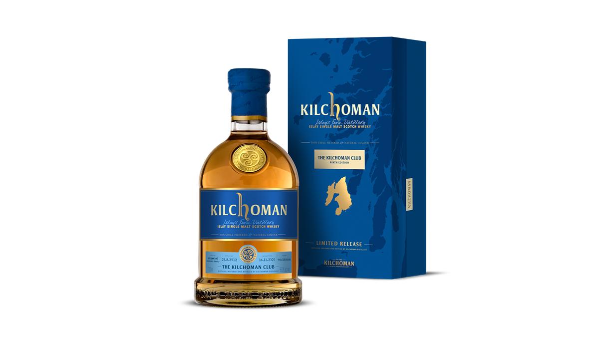 Kilchoman 2020 Club Release - Ninth Edition