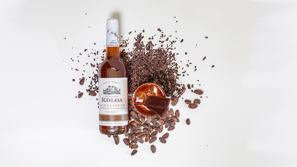 Koloa Kaua'i Cacao Rum
