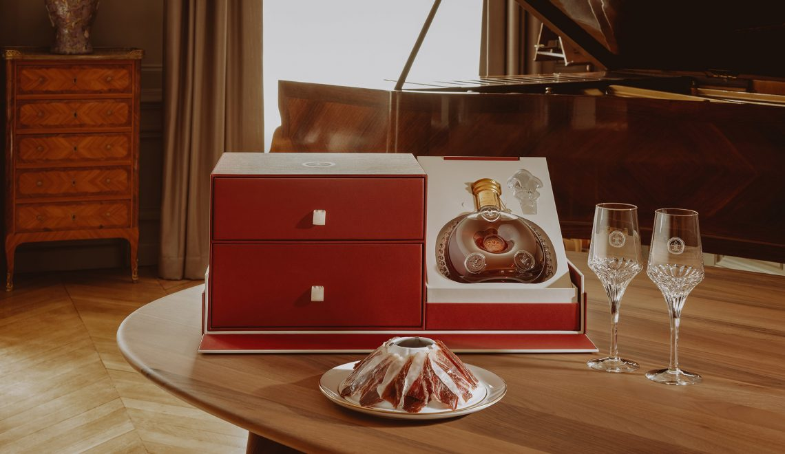 Louis XIII Cognac Unwraps The Gift Collection
