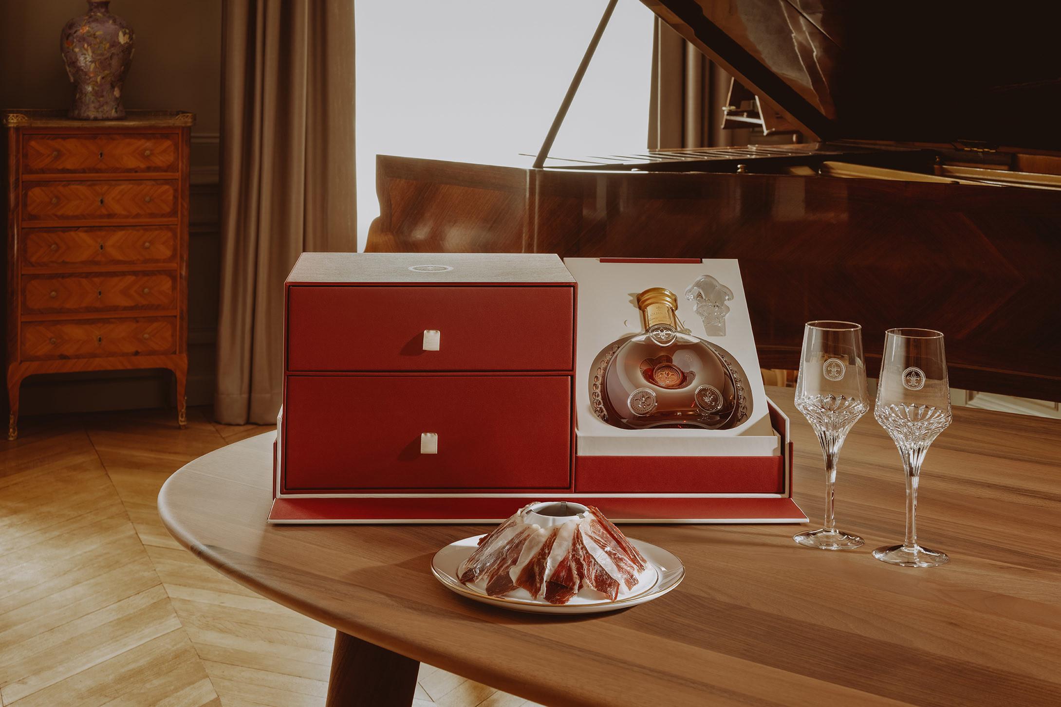 Louis XIII Cognac Gift Collection Bellota
