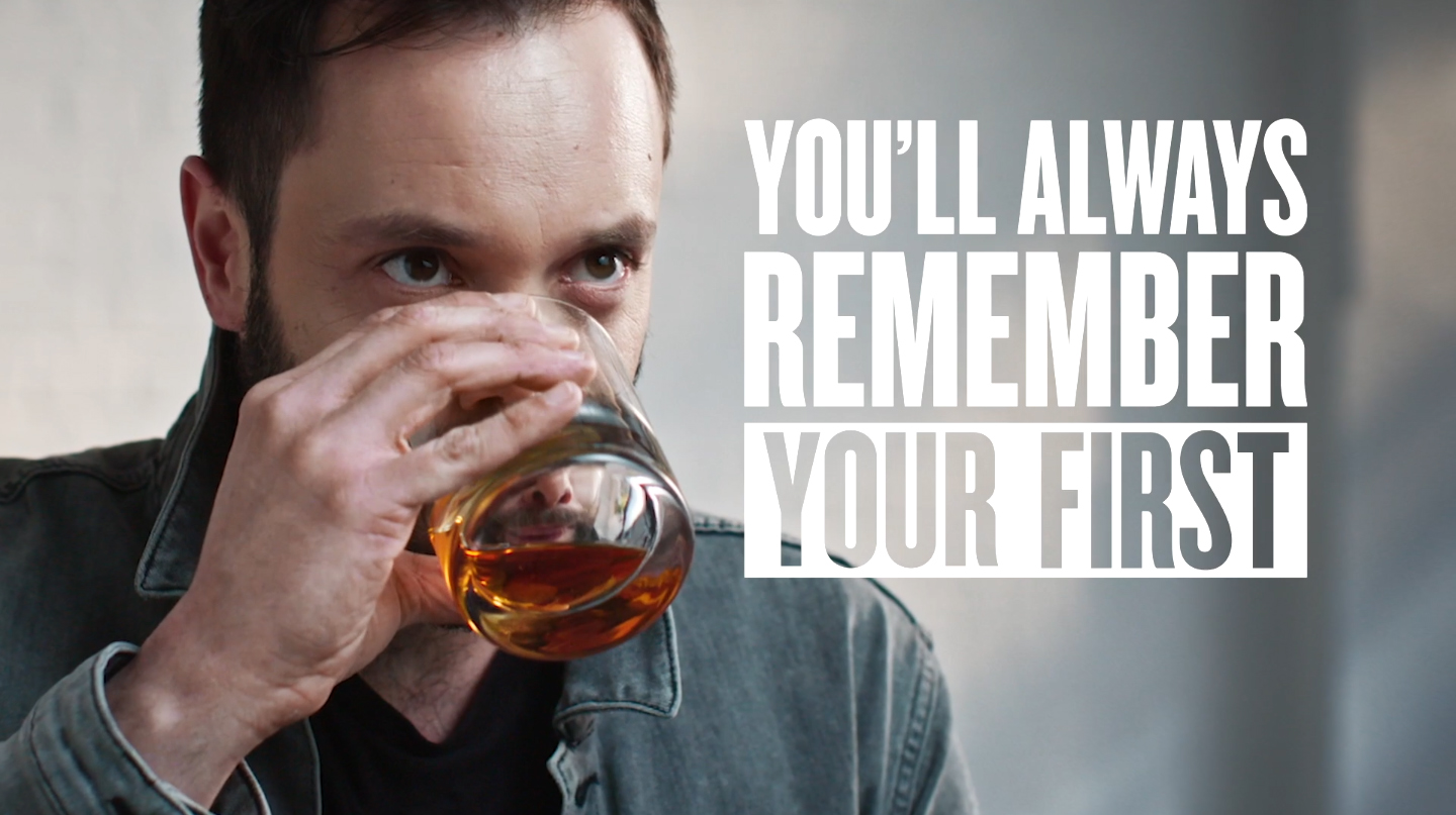 You'll Always Remember your First Laphroaig