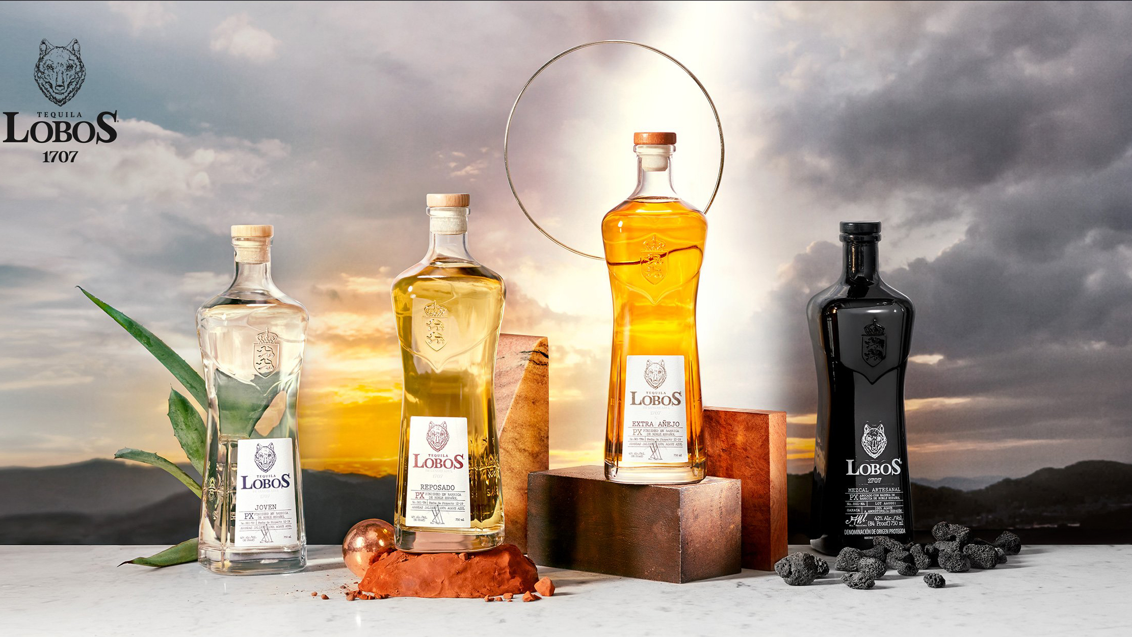 Lebron James Backed Lobos 1707 Tequila