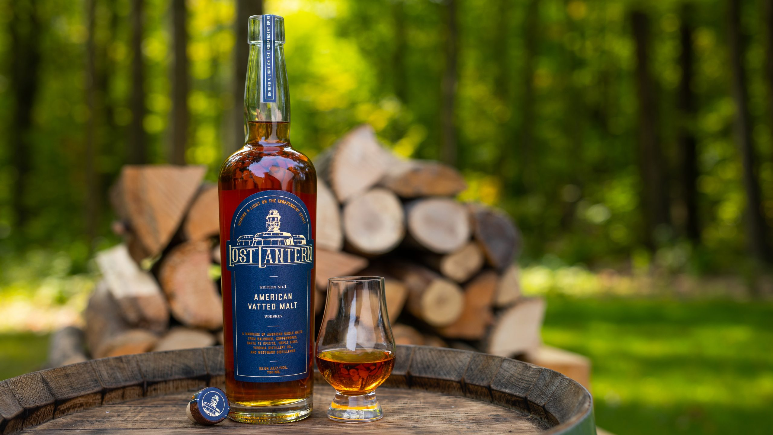 Lost Lantern American Vatted Malt Edition No 1