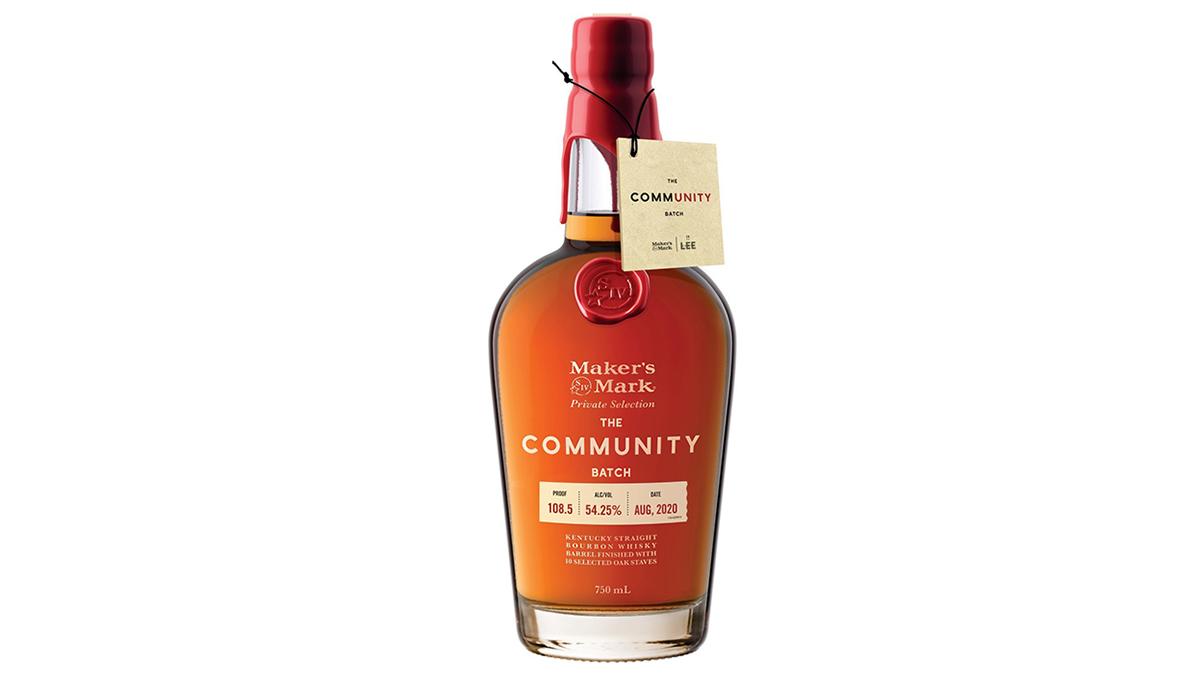 Maker's Mark CommUNITY Batch Bourbon